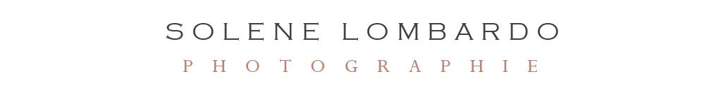 Solene Lombardo {Photographie} logo